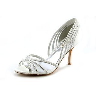 Badgley Mischka Women's 'Glynn' Basic Textile Dress Shoes (Size 8.5 )