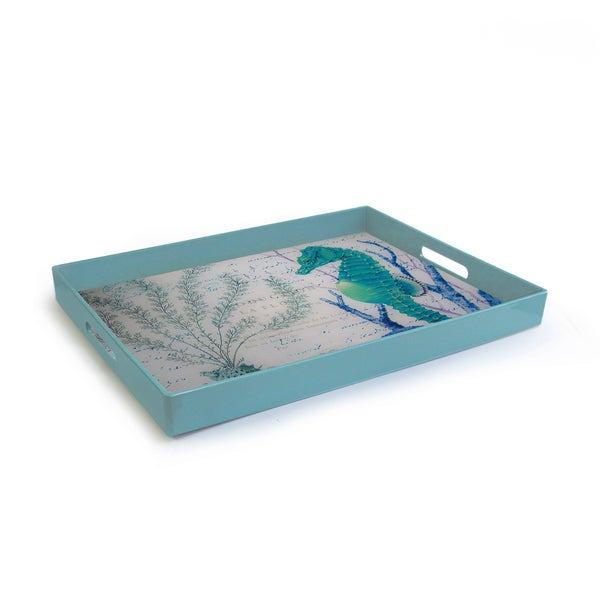 Under Sea Rectangular Tray