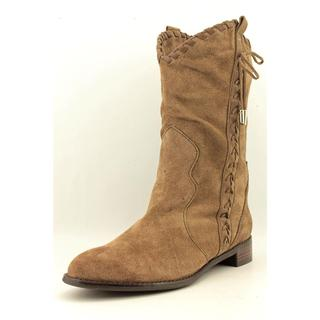 All Black Women's 'Dale' Man-Made Boots