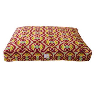 20 x 30-inch Bali Red Pet Bed