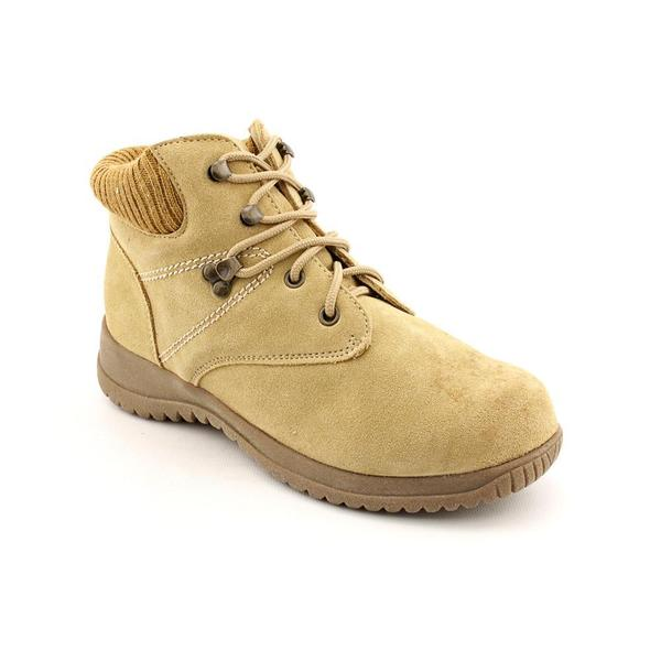 Wanderlust Women's 'Boston' Nubuck Boots - Extra Wide