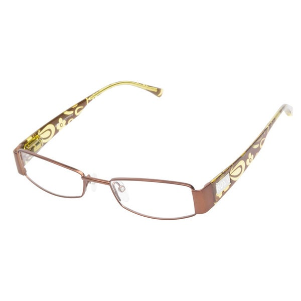 Roxy 3241 413 Gold Prescription Eyeglasses