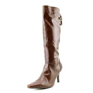 CL By Laundry Women's 'Sweet Heart' Faux Leather Boots (Size 9.5 )
