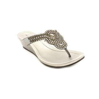 Bandolino Women's 'Bayard' Leather Sandals (Size 7.5 )