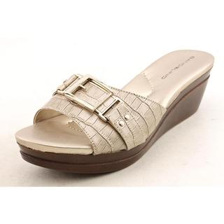 Bandolino Women's 'Yarbo' Man-Made Sandals (Size 7 )