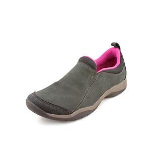 Clarks Women's 'Verdict Green' Leather Casual Shoes (Size 7.5 )
