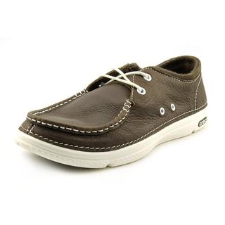 Crocs Men's 'Thompson Lace' Man-Made Casual Shoes (Size 7 )