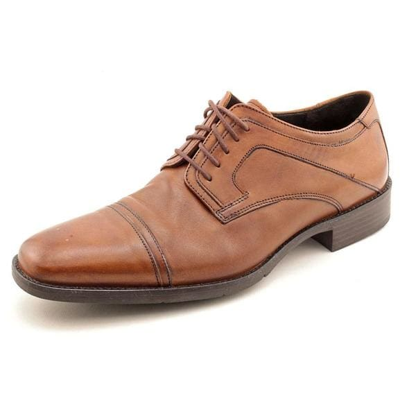 Johnston & Murphy Men's 'Larsey 2Cap' Leather Dress Shoes