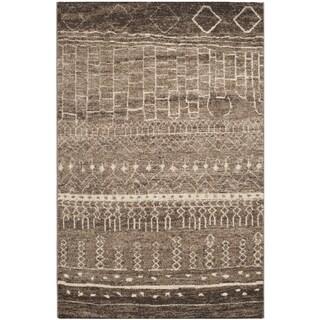 Safavieh Tunisia Brown Rug (3' x 5')