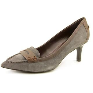 Lauren Ralph Lauren Women's 'Edeena II' Regular Suede Dress Shoes
