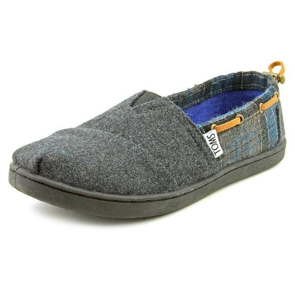 Toms Boy (Youth) 'Bimini Alpargata' Polyester Casual Shoes