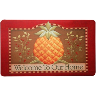 Outdoor Pineapple Home Doormat (1'6 x 2'6)