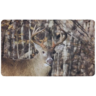 Outdoor Camfouflage Deer Doormat (1'6 x 2'6)