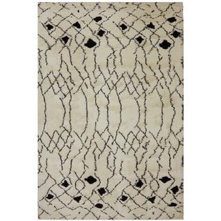 American Rug Craftsmen Cascade Colona Ivory (8' x 11')