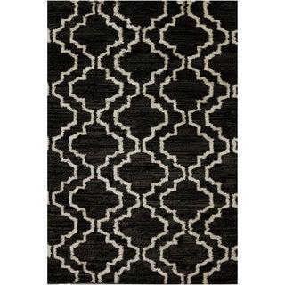American Rug Craftsmen Cascade Norwich Charcoal Rug (3'4 x 5'6)