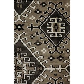 American Rug Craftsmen Cascade Clawson Taupe Rug (5'3 x 7'10)