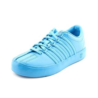 K-Swiss Boy (Youth) 'The Classic Lite Low' Leather Athletic Shoe (Size 11 )
