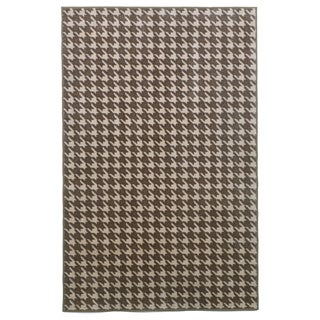 Signature Designs by Ashley Houndstooth Ash Medium Rug
