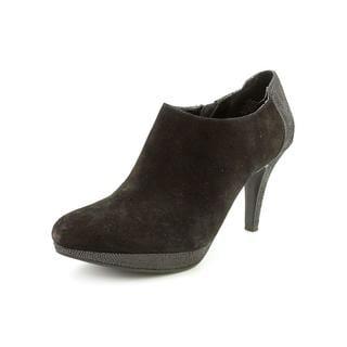 Bandolino Women's 'Cardinal' Regular Suede Boots (Size 7.5 )