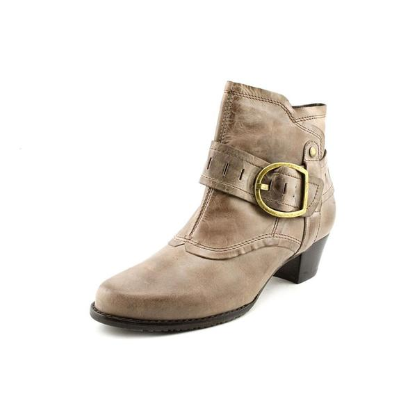Elites by Walking Cradles Women's 'Cheyenne' Leather Boots - Wide