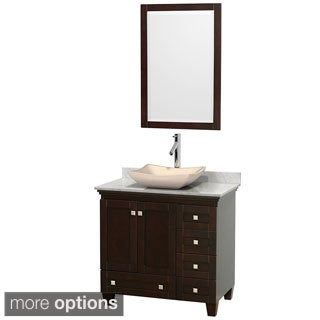Wyndham Collection Acclaim 36-inch Single Espresso Vanity