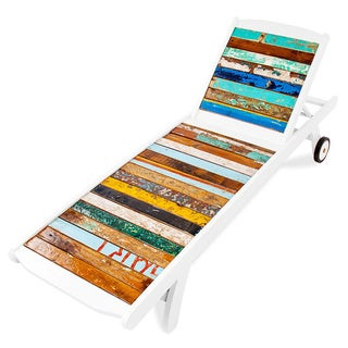Second Wind Reclaimed Wood Sun Bed