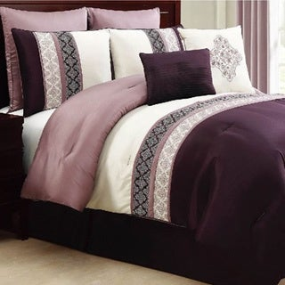 Addison 8-piece Comforter Set
