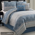 Havoc Jaquard 6-piece Comforter Set