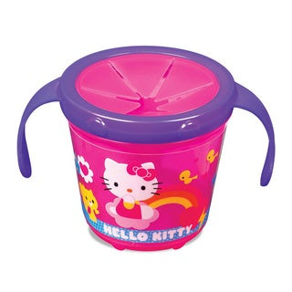 Munchkin Snack Catcher in Hello Kitty