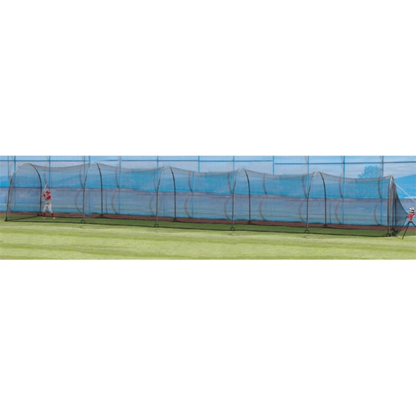 Heater Xtender 60' x 12' x 12' Home Batting Cage