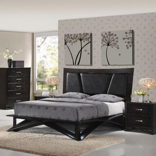 Fairmont Dark Walnut Queen Bed