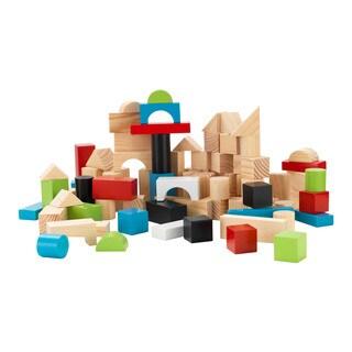 KidKraft Wooden 100-piece Block Set