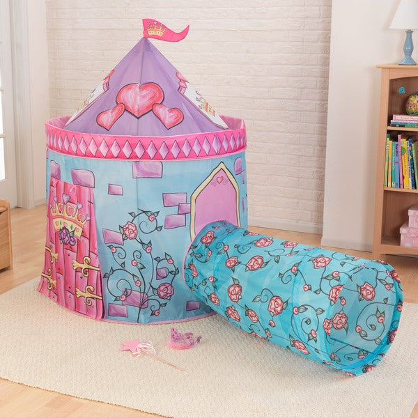 KidKraft Castle Tent with Tunnel