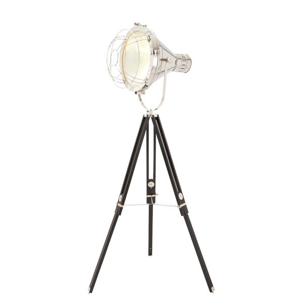 75 in large royal spot light tripod floor lamp pole modern for Winston studio spotlight floor lamp on tripod