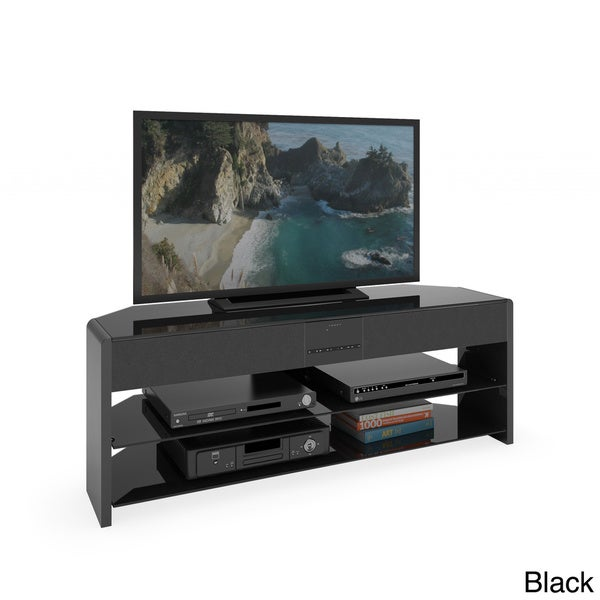 CorLiving Santa Brio 50-inch TV Stand with Sound Bar