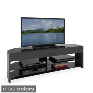 CorLiving Santa Brio 57-inch TV Stand with Sound Bar