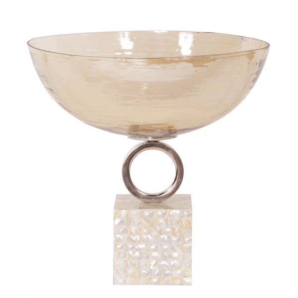 Luster Glass Bowl