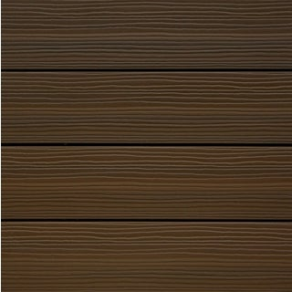 Kontiki Composite Chestnut Interlocking QuickDeck Tiles