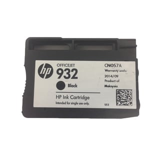 Genuine HP 932 Black Original Ink Cartridge for OfficeJet 6100 6600 6700 Printers