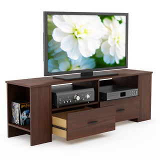 Sonax Bromley Urban Maple 70-inch TV Stand/ Component Bench