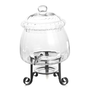 Elements 2.5-gallon Clear Optic Beverage Jar