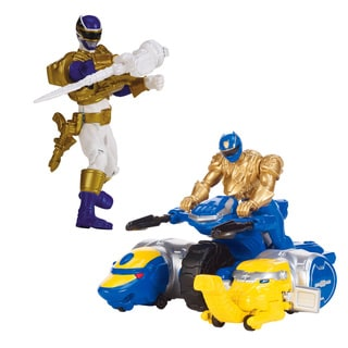 Blue Ranger Zord and Ranger Bundle