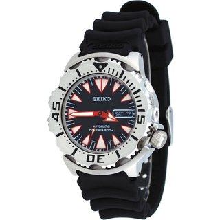 Seiko Men's SRP313K1 Black Monster Watch
