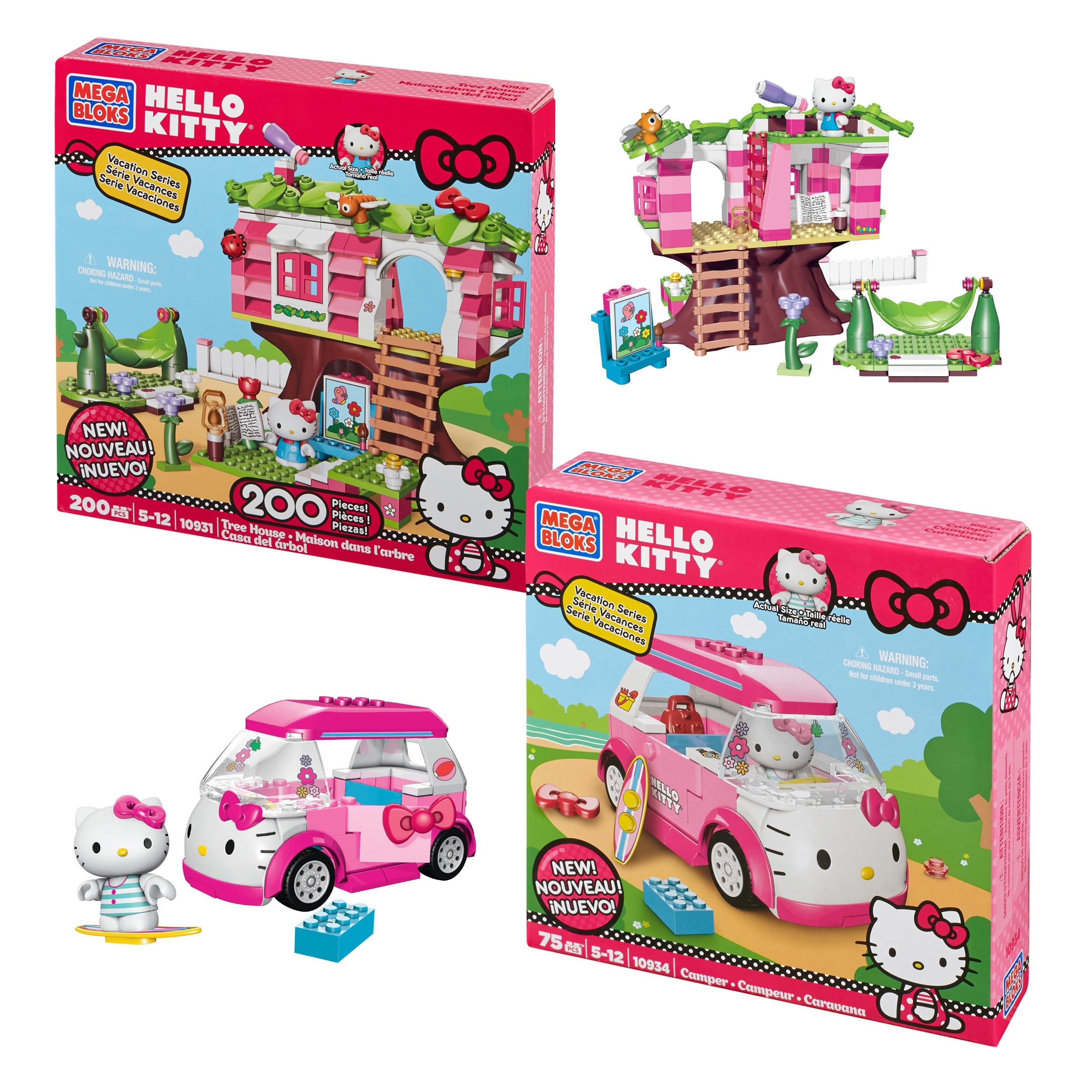 Mega Bloks Hello Kitty Treehouse and Camper Play Combo at Sears.com