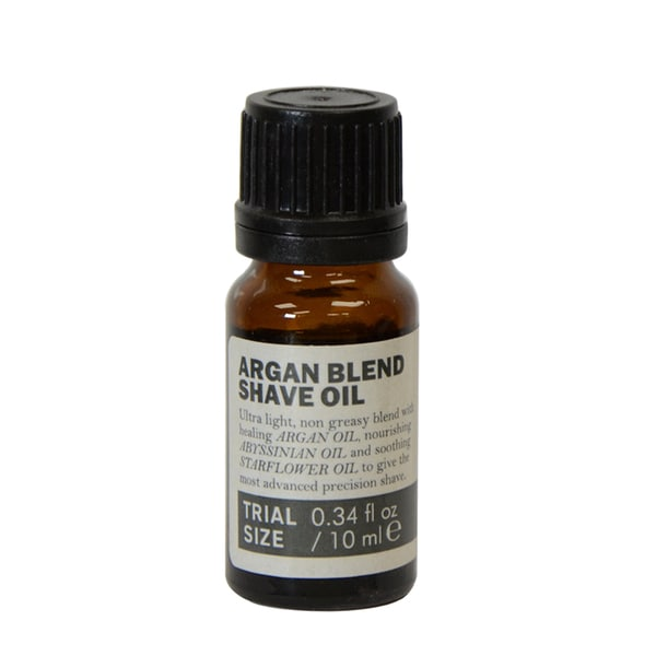 Lock Stock & Barrel Argan Blend 0.34-ounce Shave Oil