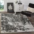 Safavieh Adirondack Silver/ Black Rug (11' x 15')