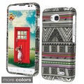 INSTEN Colorful Rubberized Hard Plastic Snap-on Cover Phone Case Cover for LG L70