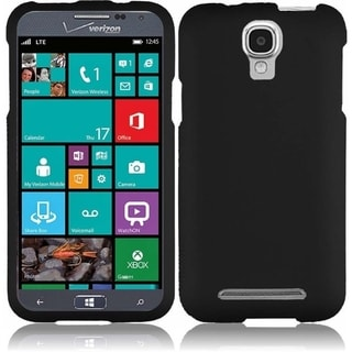 BasAcc Rubberized Plastic Snap-on Cover Case for Samsung ATIV SE W750V Huron