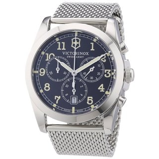Victorinox Swiss Army Men's 241589 Infantry Chronograph Quartz Watch