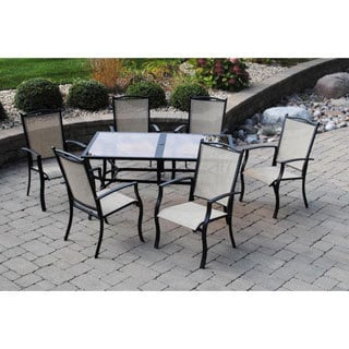 Sun Casual 7-piece Outdoor Dining Set